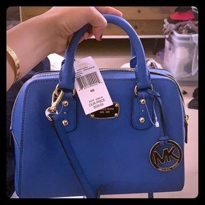 Brand new Michael Kors Saffiano bag